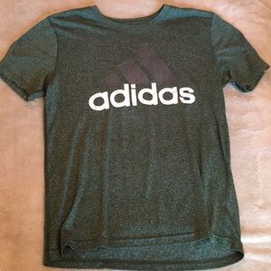Adidas work out shirt